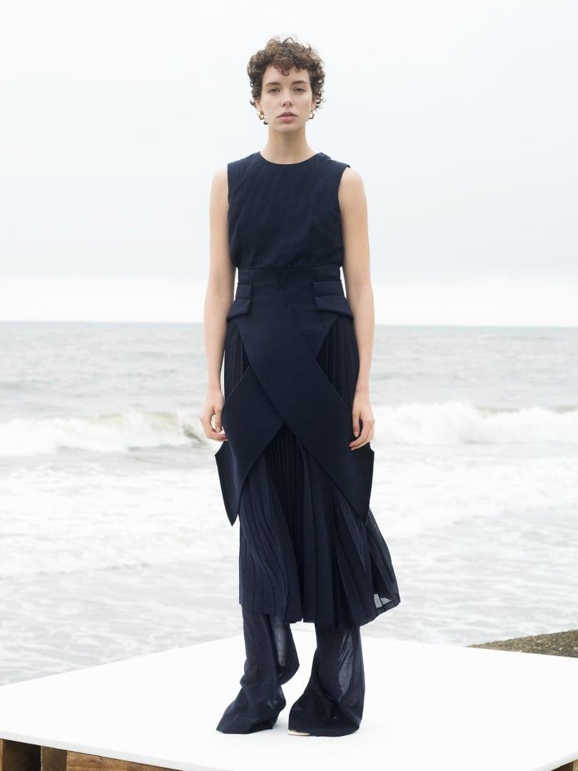 # YOHEI OHNO 2020ss:袖口開衩將會是明年服裝設計的趨勢嗎? 25