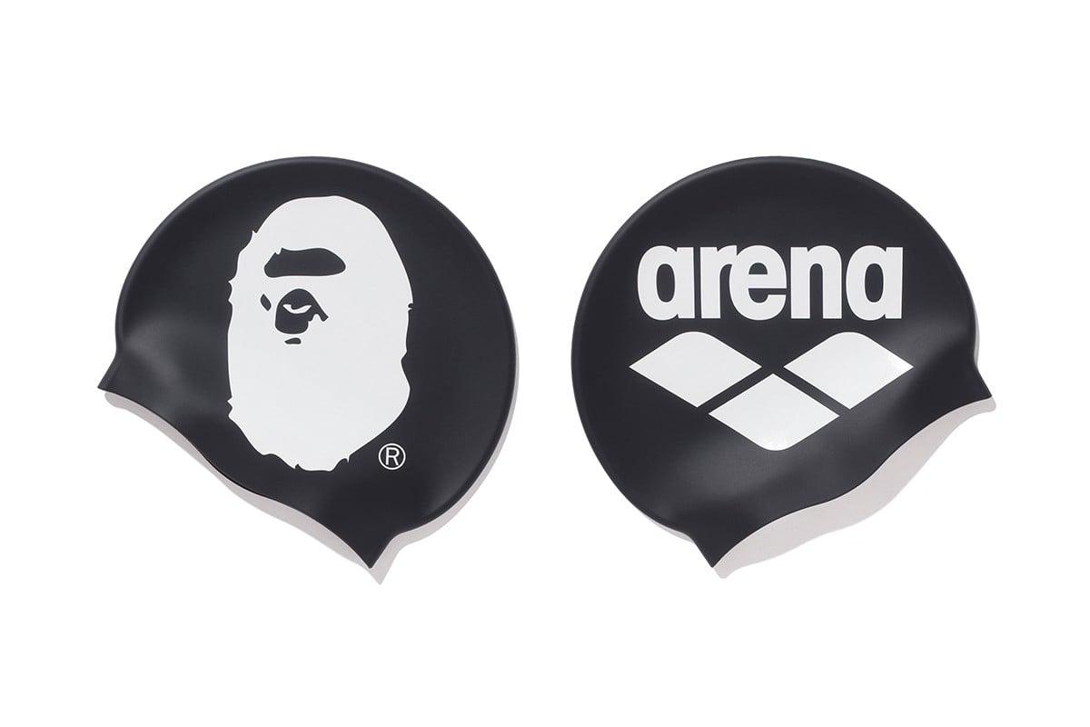 # A BATHING APE x arena:「猿游會」專業競技泳衣聯名系列 19
