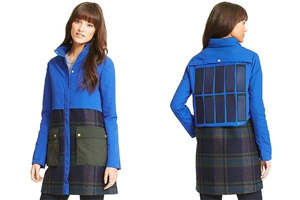 # 現代人必備神器:有了這外套,當個貨真價實的「人體發電機」 15