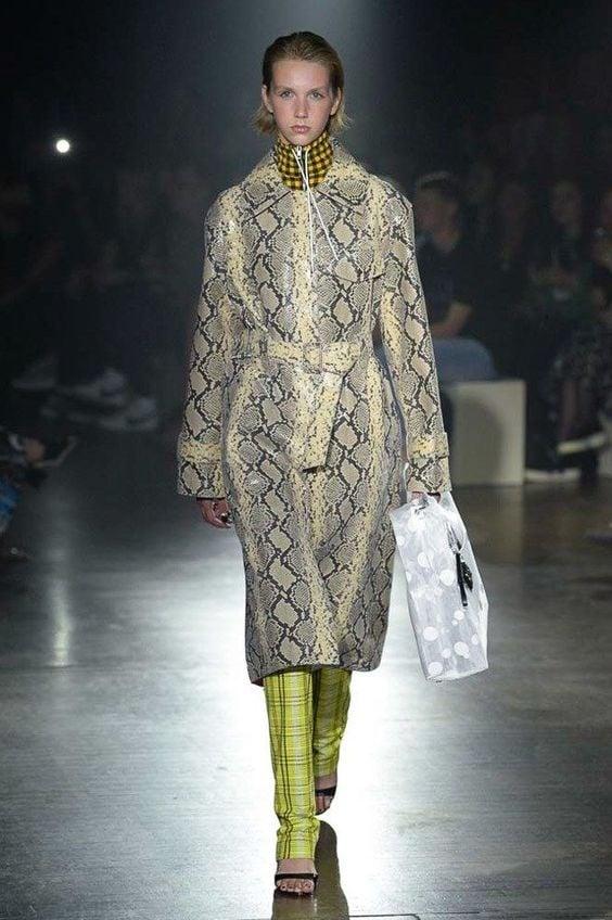# FRED PERRY x AKANE UTSUNOMIYA:豹紋之外的時尚趨勢? 7