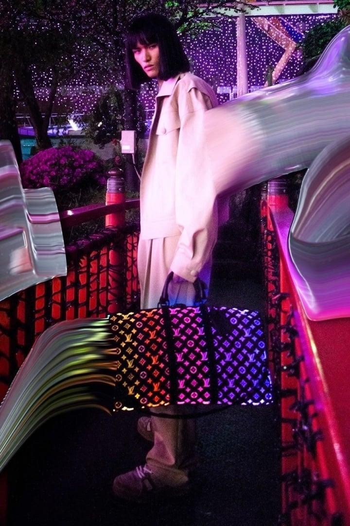 # Louis Vuitton 2019aw系列找來小林健太拍攝:貼合這個世代的視線主張 8