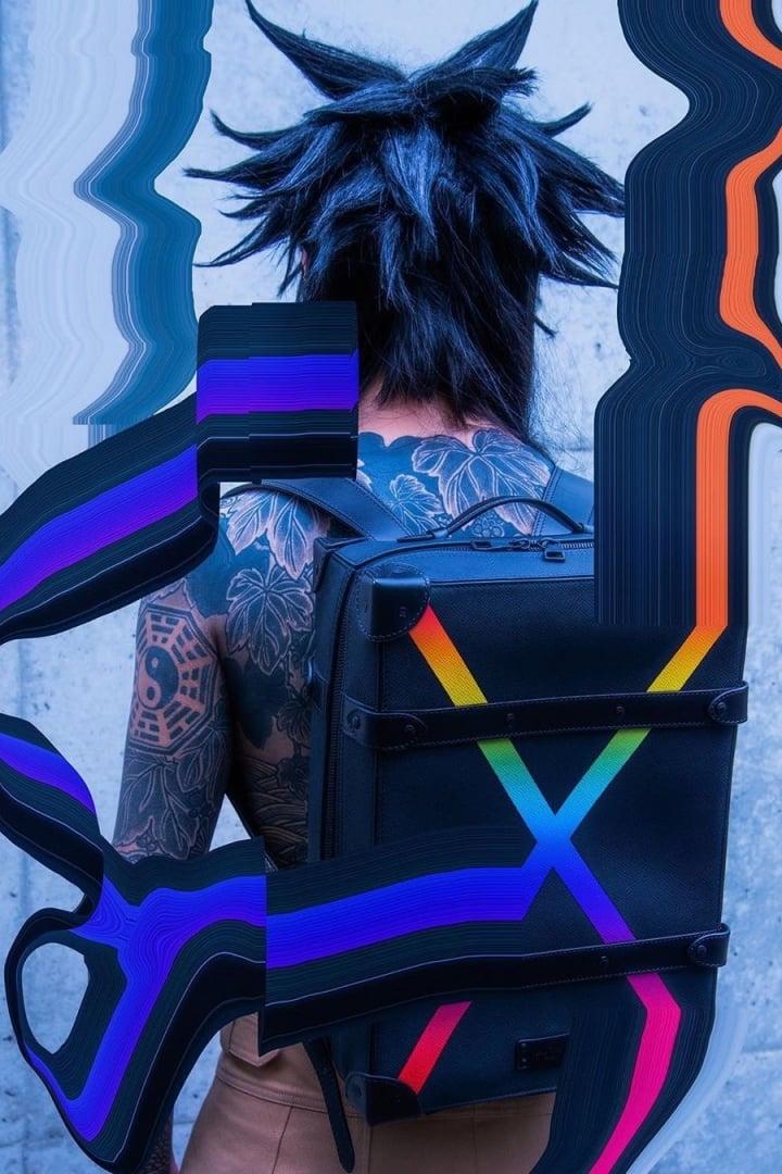 # Louis Vuitton 2019aw系列找來小林健太拍攝:貼合這個世代的視線主張 11