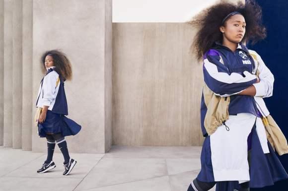 # Nike X sacai全新型錄公佈:11歲就穿上sacai的少女與大坂直美 3