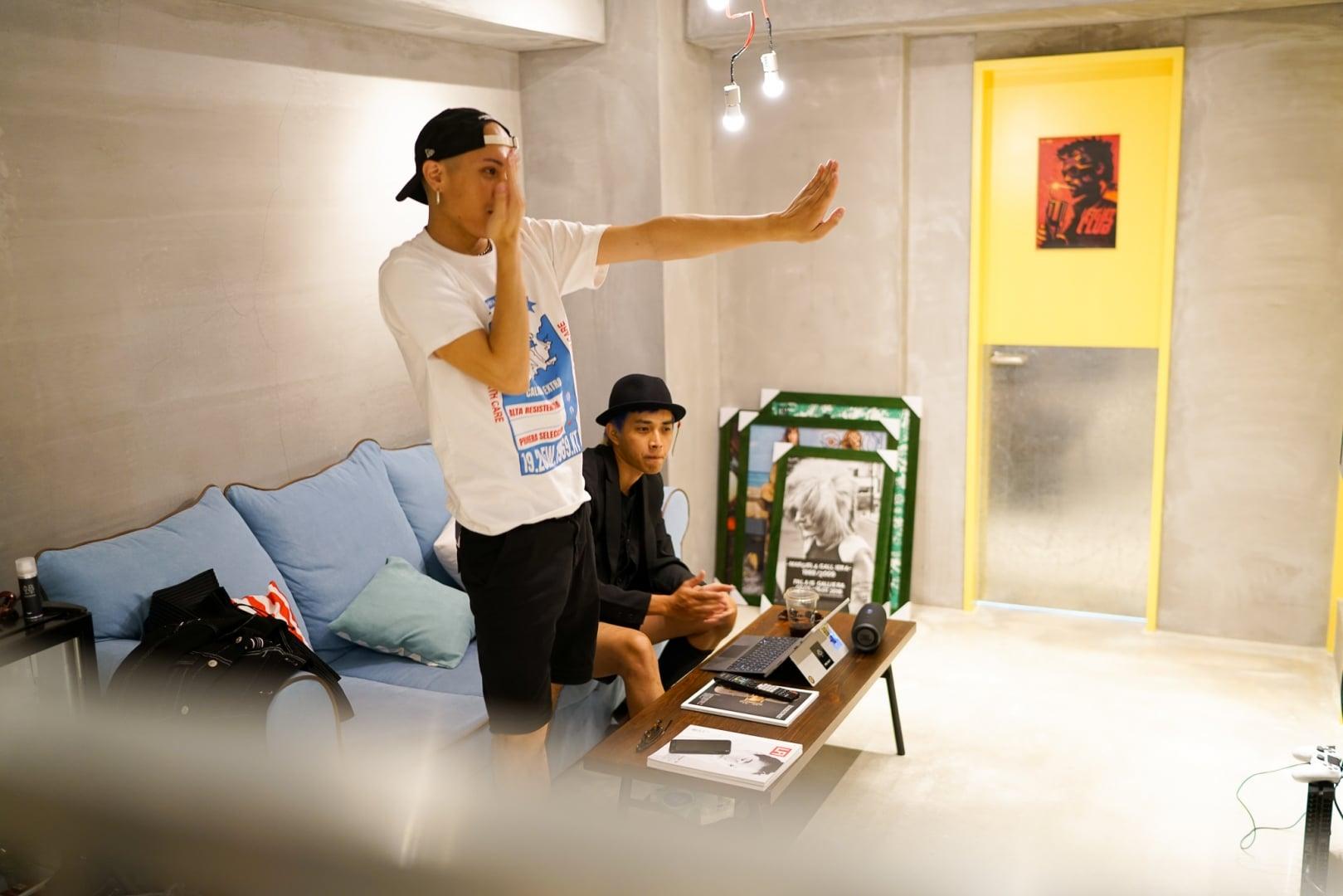 # YAMAHA × Gogoro EC-05 漫遊記:CYBERFUNK 創作人的一日踩點! 12