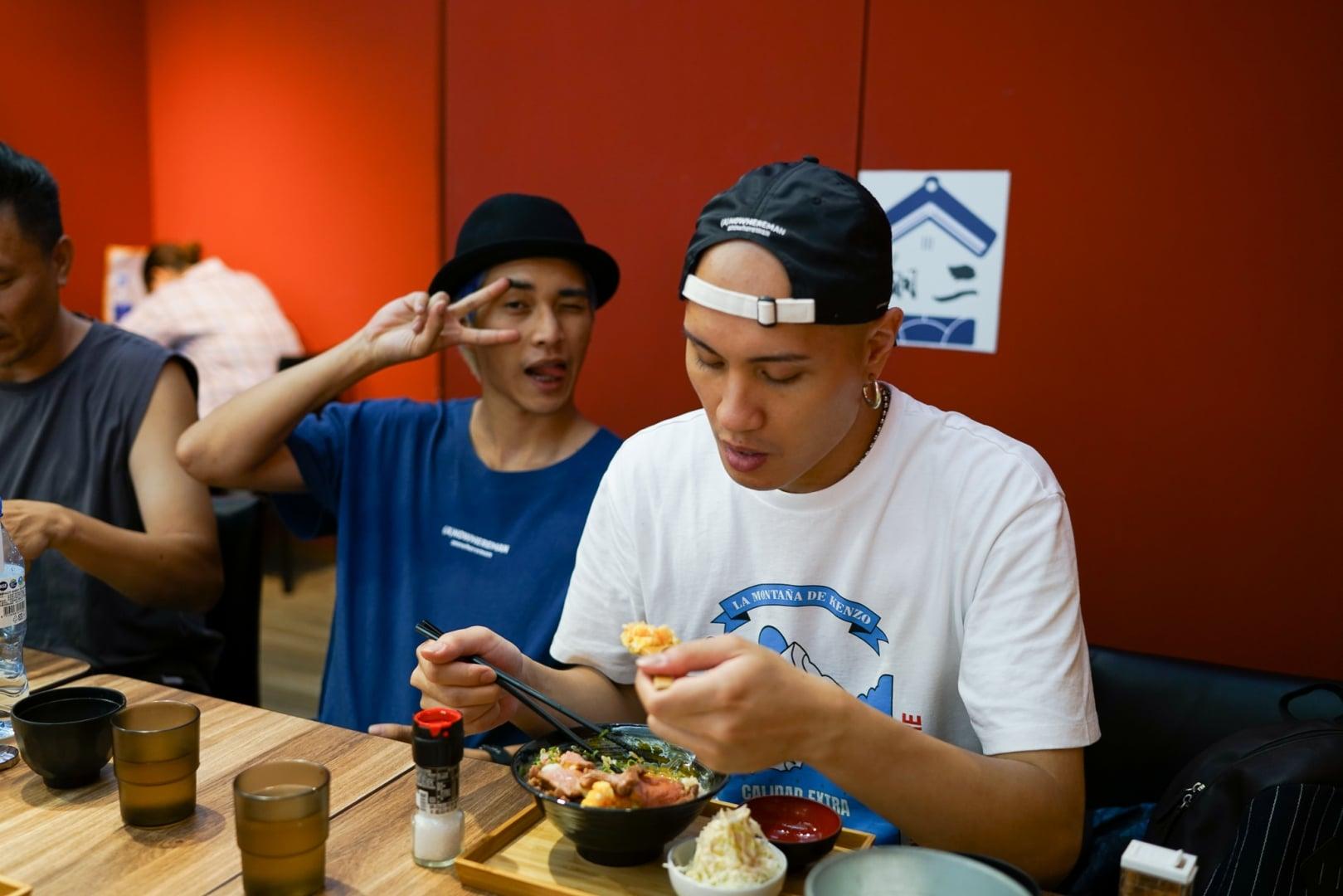 # YAMAHA × Gogoro EC-05 漫遊記:CYBERFUNK 創作人的一日踩點! 17