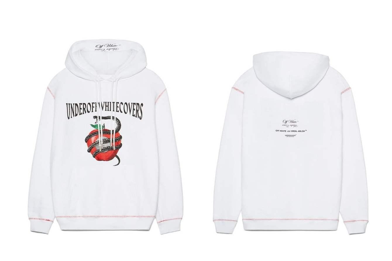 # UNDERCOVER x Off-White™ :復古綜藝穿出「UNDEROFFWHITECOVERS」時尚惡趣味 15