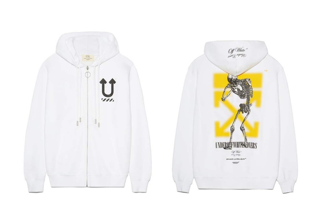# UNDERCOVER x Off-White™ :復古綜藝穿出「UNDEROFFWHITECOVERS」時尚惡趣味 17