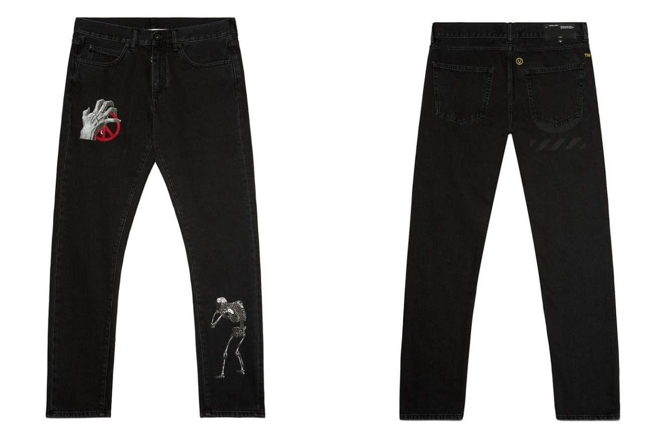 # UNDERCOVER x Off-White™ :復古綜藝穿出「UNDEROFFWHITECOVERS」時尚惡趣味 22
