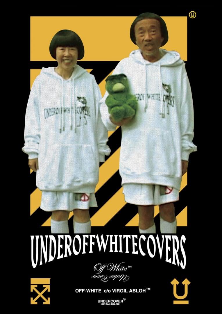 # UNDERCOVER x Off-White™ :復古綜藝穿出「UNDEROFFWHITECOVERS」時尚惡趣味 4