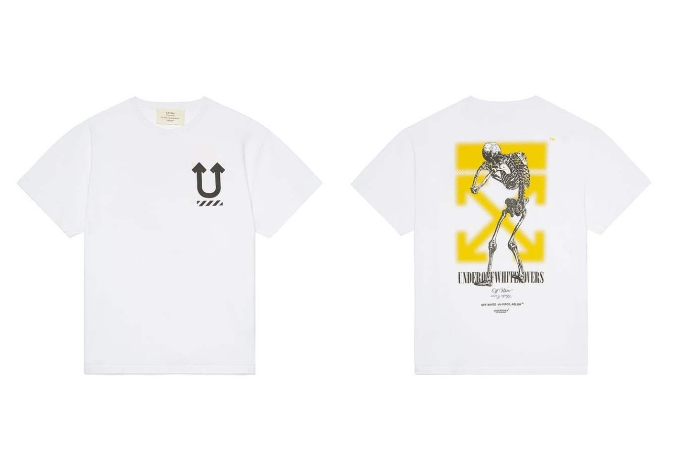 # UNDERCOVER x Off-White™ :復古綜藝穿出「UNDEROFFWHITECOVERS」時尚惡趣味 9