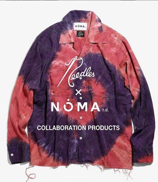 # NOMA t.d.× NEEDLES:即將推出合作聯名款 15