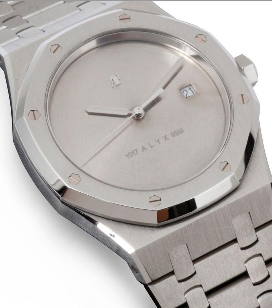 # 化繁為簡:1017 ALYX 9SM 重塑經典 Audemars Piguet Royal Oak 腕錶! 3