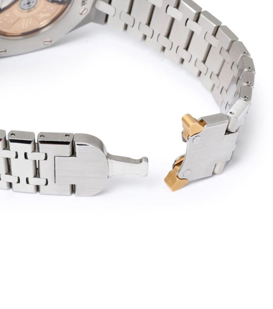 # 化繁為簡:1017 ALYX 9SM 重塑經典 Audemars Piguet Royal Oak 腕錶! 5