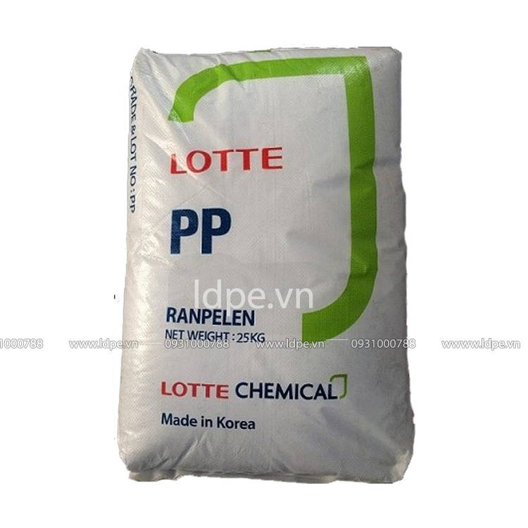 bán hạt nhựa PP L270A giá tốt