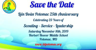 LD Potomac 25th  Anniversary