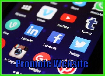 Promote Website