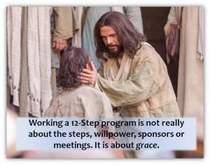 It is about Grace.