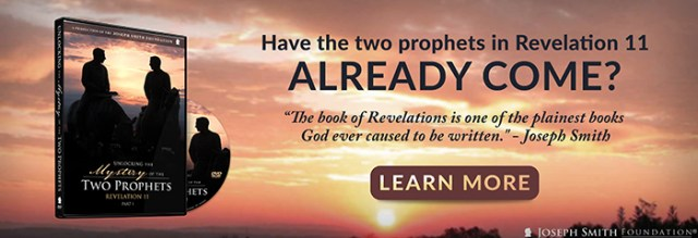 """Have the two prophets in Revelation 11 already come?"" Watch ""Unlocking the Mystery of the Two Prophets"" today!"
