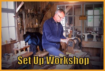 Set Up Workshop