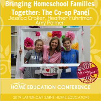 Bringing Homeschool Families Together: The Co-op Panel
