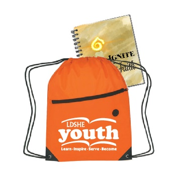 Williamsburg Knapsack and Youth Guidebook