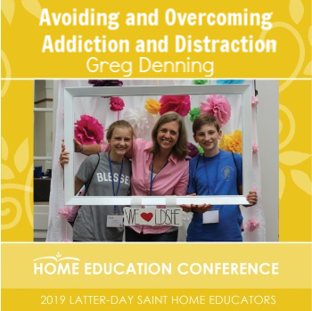 How You and Your Family Can Avoid and Overcome Addiction and Distraction