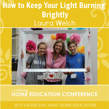 How to Keep Your Light Burning Brightly