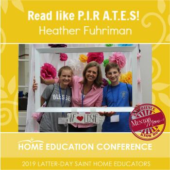 Read like P. I. R. A.T. E.S!