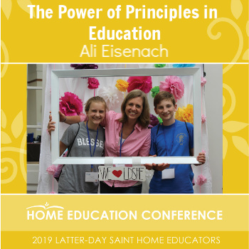 The Power of Principles in Education