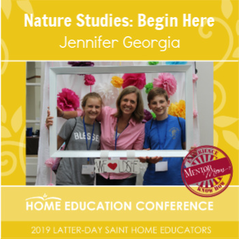 Nature Studies: Begin Here