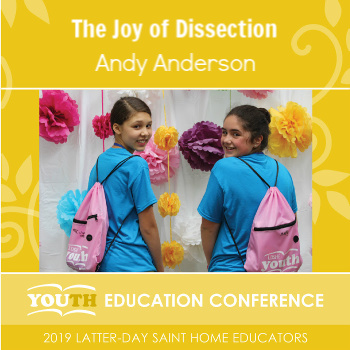 Limited Enrollment Class – The Joy of Dissection, Wednesday May 29, 11:30 a.m.