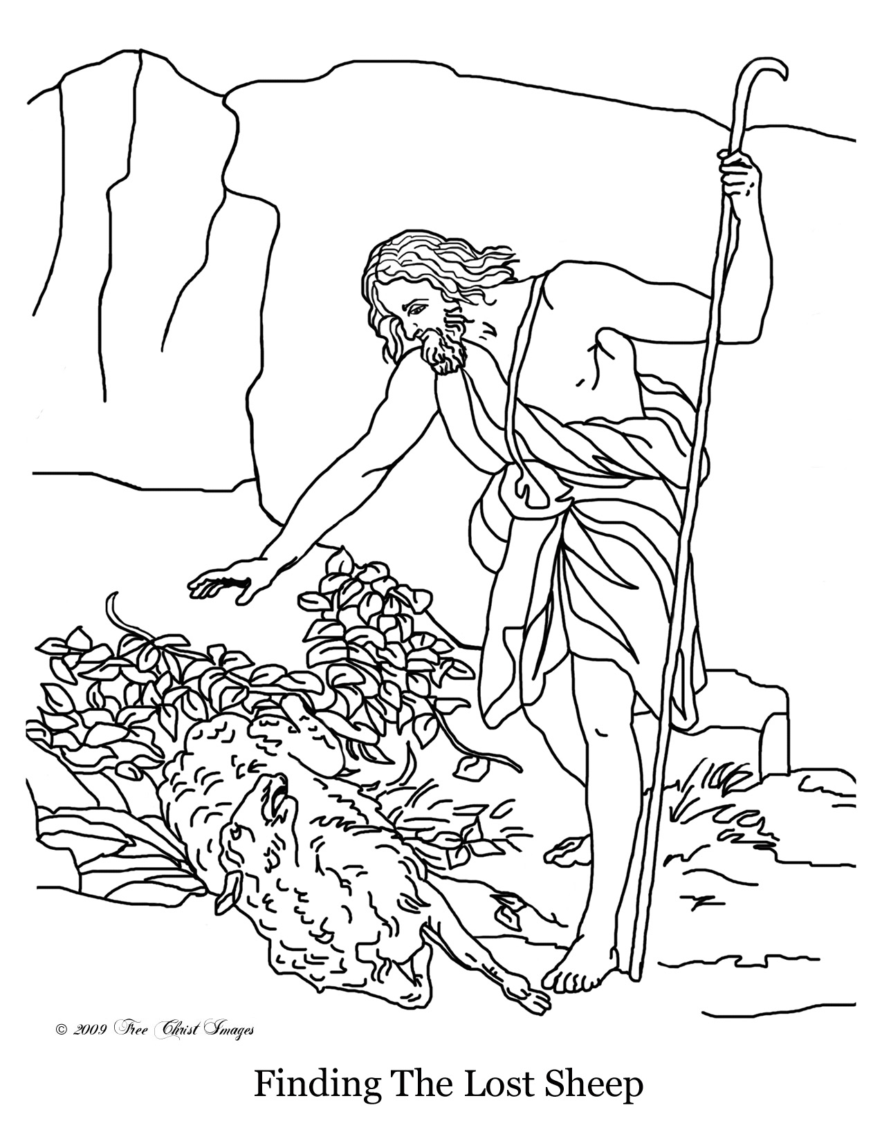Lesson 19 The Lost Sheep The Lost Coin And The Prodigal