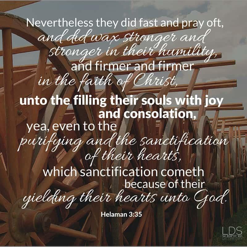 Helaman 3:35