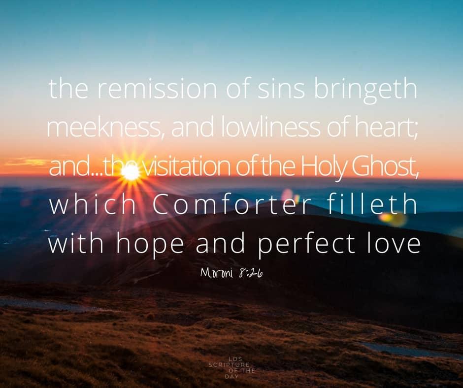 Moroni 8:26