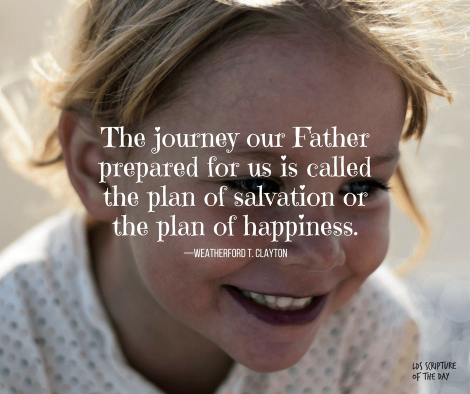 The journey our Father prepared for us