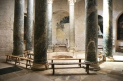 Cathedral Saint Sauveur Baptistery, Aix En Provence