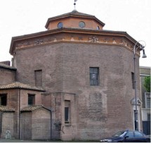 The Lateran baptistery