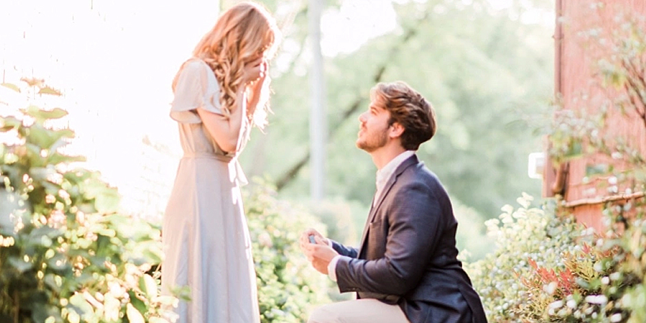 How to Propose: Simple Ideas & Inspiration