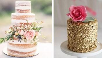 Top wedding color trends of 2017 2018 lds wedding 5 easy diy wedding cakes solutioingenieria Image collections