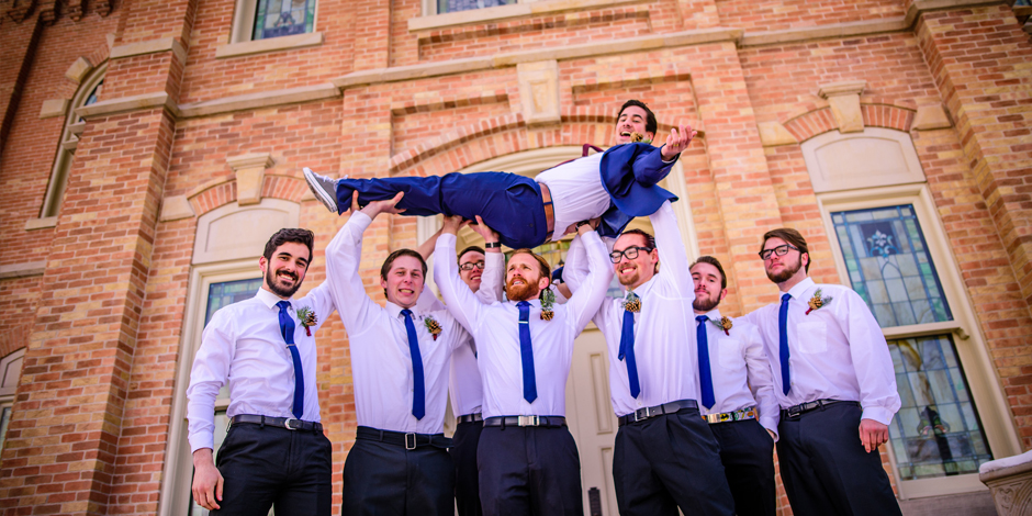 LDS Groomsmen: Traditional Roles & Responsibilities