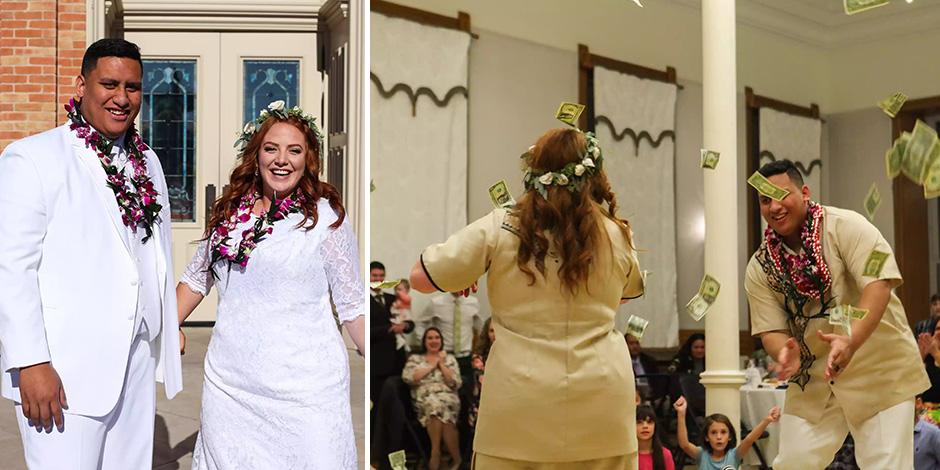 A Laid-Back Polynesian Provo Wedding | Rylee +Aaron