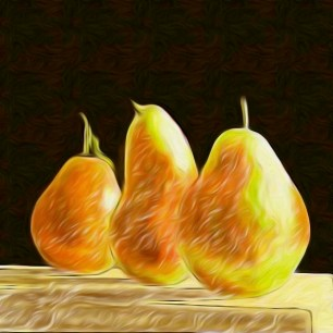 pears-oil paint filter