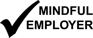 Mindful Employer Logo (Black)