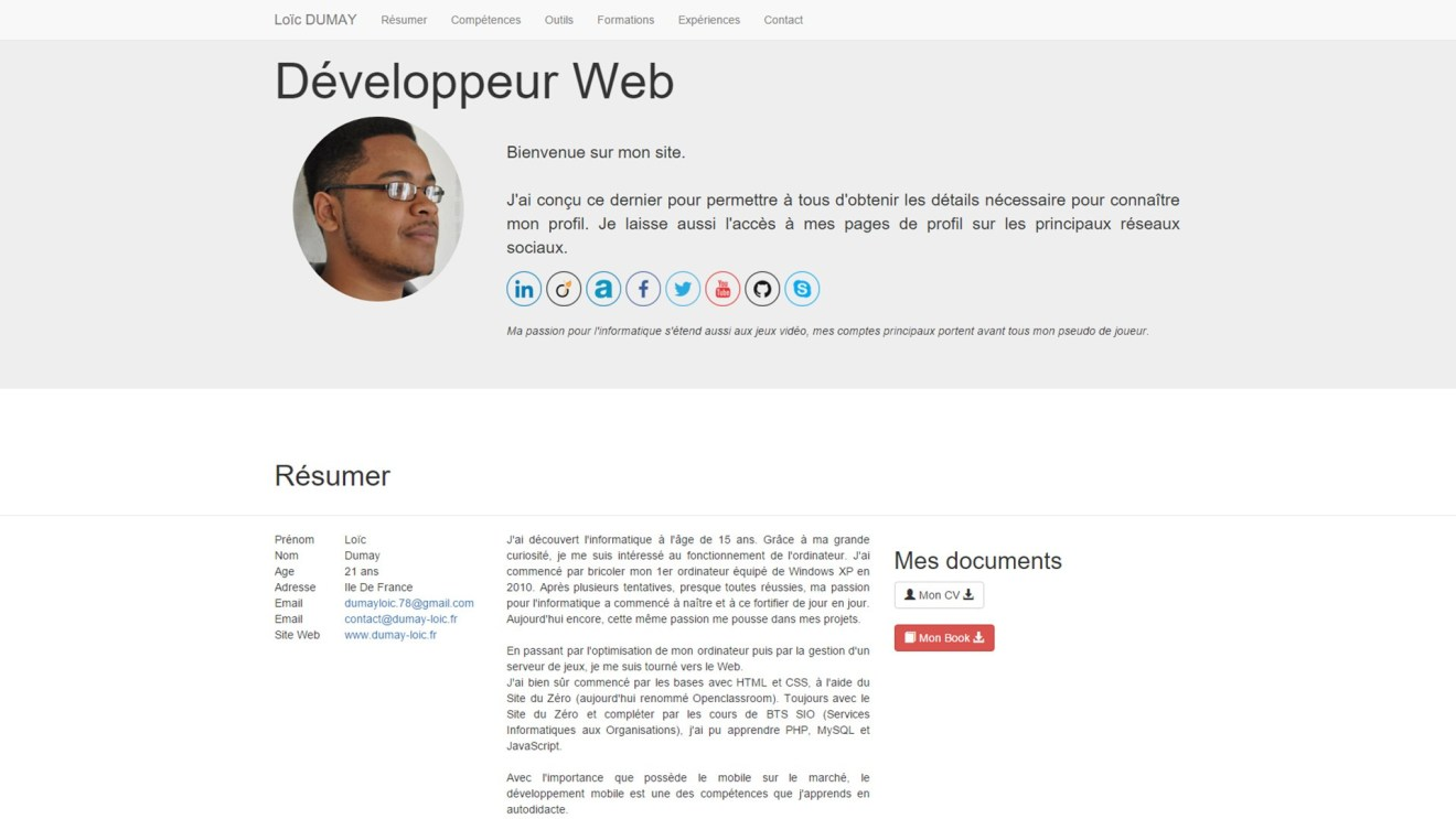 www.dumay-loic.fr