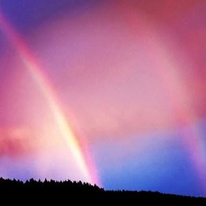 Arc en ciel Autrans Cecile Calichon