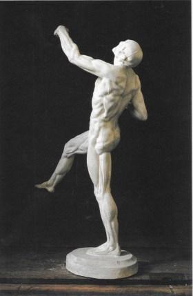Écorché dansant, dit de Bandinelli, XVIe siècle. (Figures du corps, Beaux-arts Les Éditions, 2008)