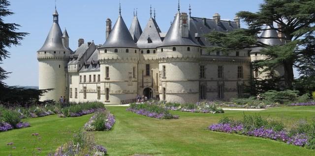 Sauvignon et château de Chaumont sur loire