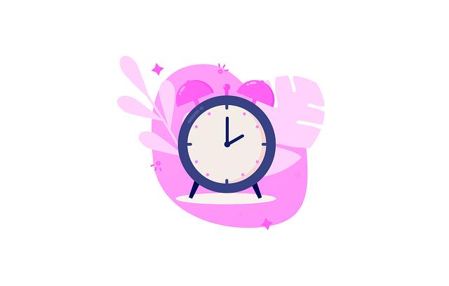 Horloge biologique - le temps de la PMA