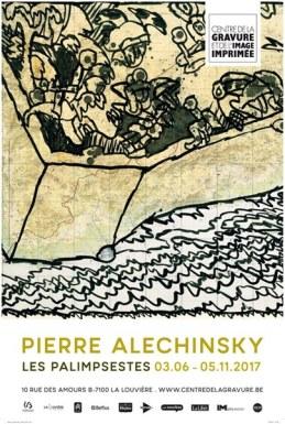 alechinsky affiche