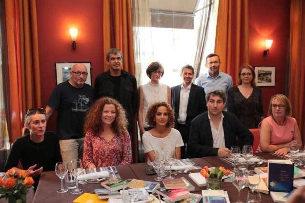 Le jury du prix Stanislas 2018
